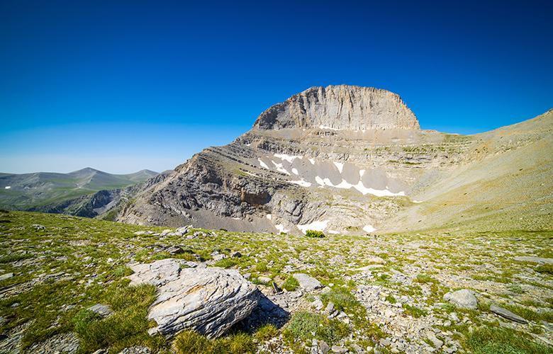 Ο «Θρόνος του Δία» σε μία από τις υψηλότερες κορυφές του Ολύμπου – News.gr