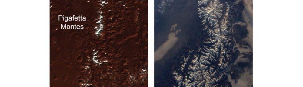 Το «μυστικό» των χιονισμένων βουνών του Πλούτωνα
